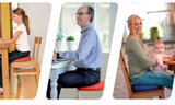 Sissel Seat CushionBall cushion Sitfit plus 37cm worktrainer.com worktrainer.nl