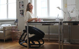 Varier Variable kniestoel beweegstoel actief meubilair worktrainer.com worktrainer.nl