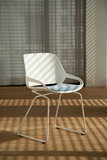 Numo design chair   active furniture   numo with sled   worktrainer.nl   worktrainer.com