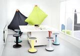 Up balance stoel | Balance kruk | Interstuhl | wiebelkruk | actief meubilair worktrainer.nl