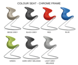 actief meubilair met rugleuning | wiebel stoel | ergonomisch zitten | kies een gezonde werkplek | Worktrainer.nl