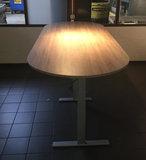 Meeting table height adjustable Worktrainer.com