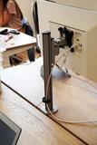Galaxy Monitor arm - Single Short Worktrainer.com
