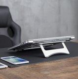 Laptop Verhoger Ultra Slim | Verhoog je laptop | Worktrainer.nl