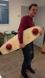 balansbord skatedeck