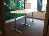Vergader statafel Wand muurtafel | kies voor een gezonde werkplek bezoek Worktrainer.nl