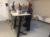 Y desk bureau | kies voor een gezonde werkplek bezoek Worktrainer.nl