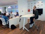 zit sta bureau Y bureau | kies voor een gezonde werkplek bezoek Worktrainer.nl