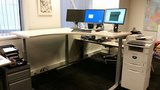 steelforce 471 xl bureau standing desk