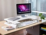 Updesk XL wit