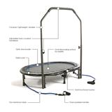 afmetingen en specs trampoline