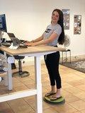 fitdisc | balanceren achter je werkplek | Worktrainer.nl