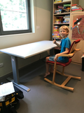 a140 sit stand desk
