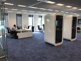 dubbel zit sta bureau   | wissel staan en zitten achter je bureau af | Worktrainer.nl