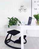 schommelstoel ergonomisch | kies voor een gezonde werkplek bezoek Worktrainer.nl