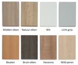 kleurenoverzicht werkbladen bureaus