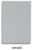 Licht grijs blad
