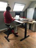 S670 met Deskbike