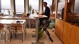 Studydesk Deskbike Docent