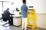 Flip Desk zit sta bureau