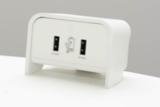 Chip on desk wit | accessoires voor je werkplek bezoek Worktrainer.nl