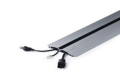 Vloergoot aluminium / 50 cm tot 200 cm