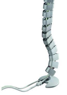 Ovaal vormig kabelslang / 120 cm