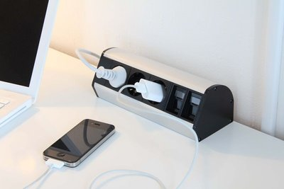 Opbouwmodule - Office Power Dock