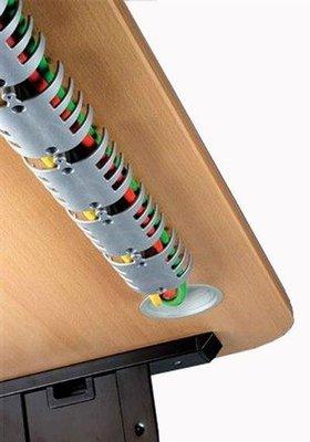 Horizontale kabelslang  / 140 cm tot 180 cm