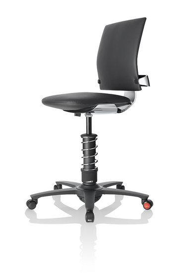 Actieve Bureaustoel - 3Dee Premium Leer