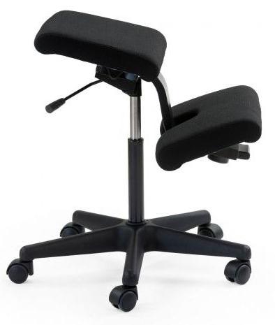 Kniestoel met wielen - Varier Wing