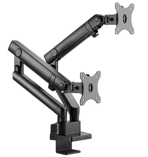 EasyLift Monitorarm Gasveer - Dubbel