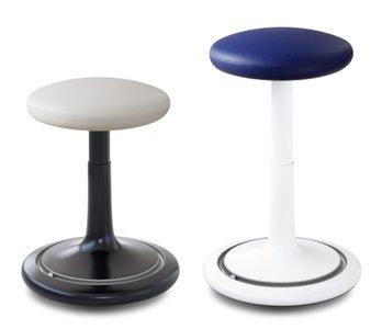 Ongo Classic Tall Leer Zit gezond met onze ergonomische bureaustoelen | Worktrainer.nl