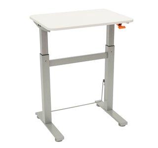 BouncyDesk Wit | kies voor een gezonde werkplek bezoek Worktrainer.nl