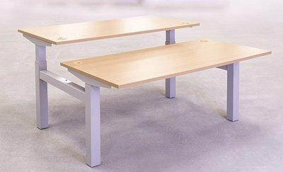 Honmove DUO | wissel staan en zitten achter je bureau af | Worktrainer.nl