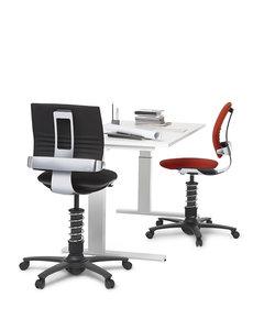 3Dee kantoorstoel leer