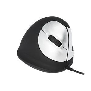 R-Go Tools RE Mouse muis verticale   accessoires voor je werkplek bezoek Worktrainer.nl