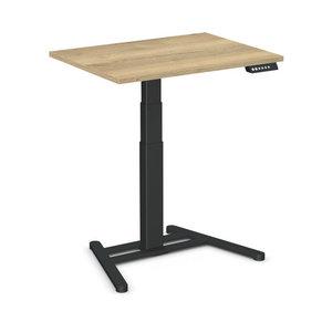 Elektrische zit-sta tafel - OneLeg - 1 poot - worktrainer.nl