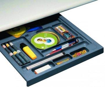 pennenlade bureau alle accessoires bij je zit-sta bureau koop je online bij Worktrainer.nl