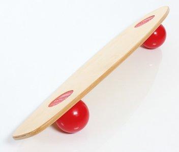 freeride skatebord op werk