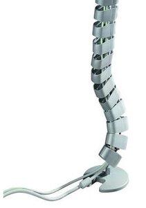 Kabelslang ovaal vormig | Worktrainer.nl voor alle accessoires bij je zit sta bureau