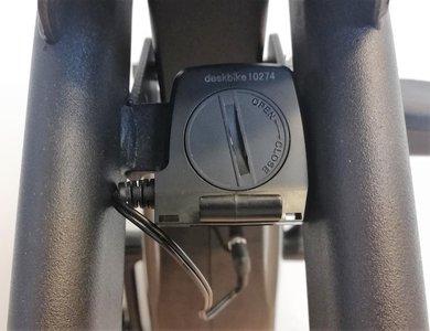 Sensor | Deskbike app | gratis app om resultaten van het fietsen bij te houden | Worktrainer.nl