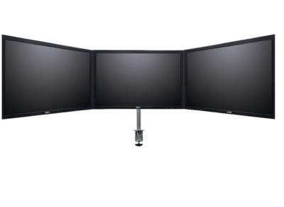 Skylon Triple 3 beeldschermen | accessoires voor je werkplek bezoek Worktrainer.nl
