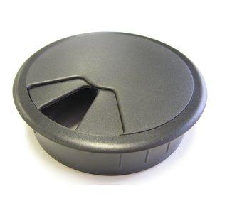 kabeldoos zwart Worktrainer.nl voor alle accessoires bij je zit sta bureau