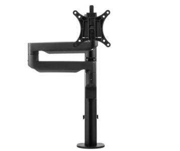 Galaxy enkel zwart | accessoires voor je werkplek bezoek Worktrainer.nl