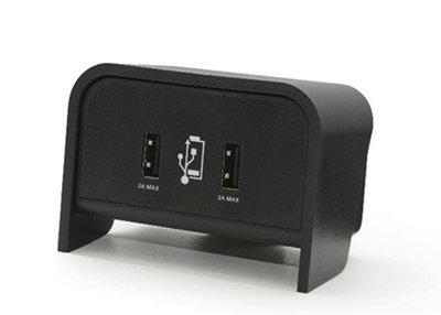 Chip on desk zwart | accessoires voor je werkplek bezoek Worktrainer.nl
